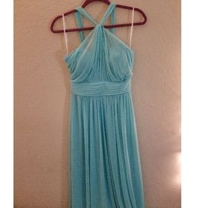 Dresses & Skirts - Light Blue Formal Dress